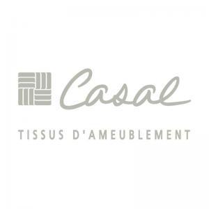 Logo marque Casal textile