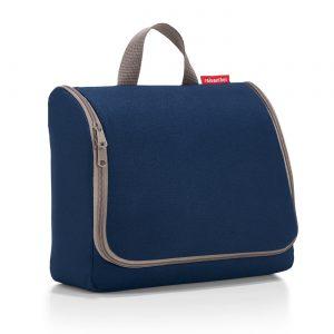 Trousse de toilette modèle toiletbag xl modèle dark blue couleur bleu