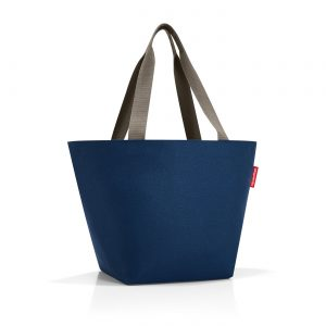 Sac modèle shopper M dark blue couleur bleu
