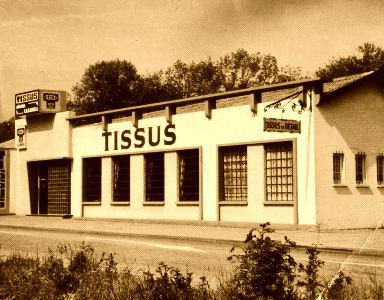 Devanture du magasin 1980