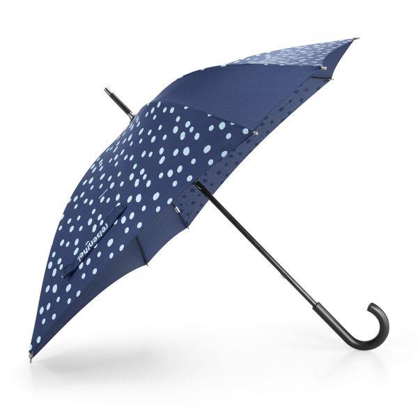 Parapluie résistant couleur bleu