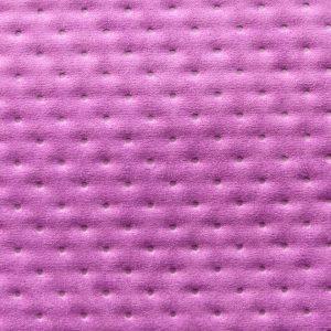 Matelassé pointillé couleur Violet