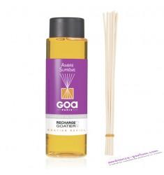 Recharge GOA parfum Ambre Suprême