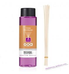 Recharge GOA parfum Cèdre Gourmand