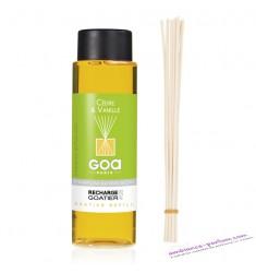 Recharge GOA parfum Cèdre & Vanille