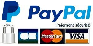 Moyens de paiement, sécurité de paiement PayPal