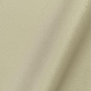 Tissu simili cuir uni couleur mastic