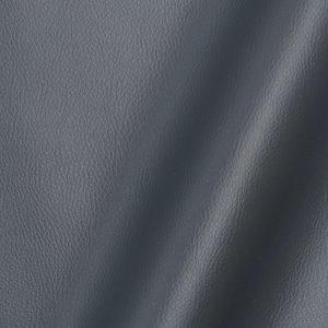 Tissu simili cuir uni couleur ardoise