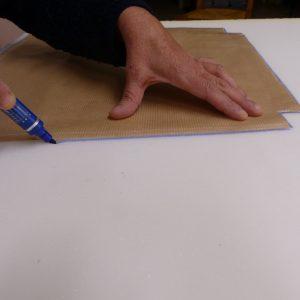 Tracage des mousses pour garantir une assice de qualité à nos clients