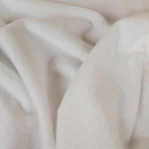 eponge microfibre bambou coloris blanc