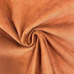Velours côtelé modèle Starsky couleur orange