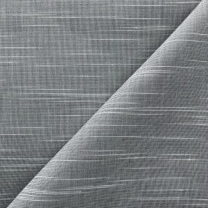 Toile unie Plein Air largeur 320cm couleur gris chiné