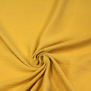 coton uni en 150cm coloris massala