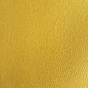 Tissu simili cuir uni idéal pour la fabrication de sièges et banquettes. Solide et facile d'entretien