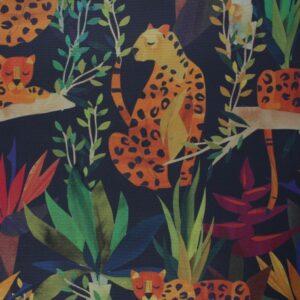 toile transat en 45 cm digiplage leo col nuit