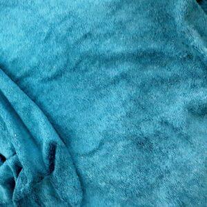 Très belle éponge en viscose de BAMBOU et COTON OEKOTEX, Toucher extra-doux pour lingettes démaquillantes et couches lavables